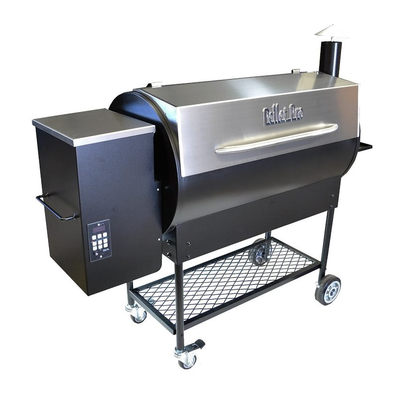 Pellet Pro Pellet Grill Model 1190 - Stainless Steel Edition