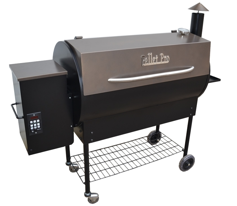 Pellet Pro Pellet Grill Model 1190 - Powder Coat Edition