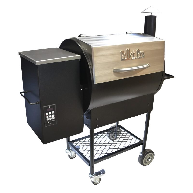 Pellet Pro Pellet Grill Model 770 - Stainless Steel Edition