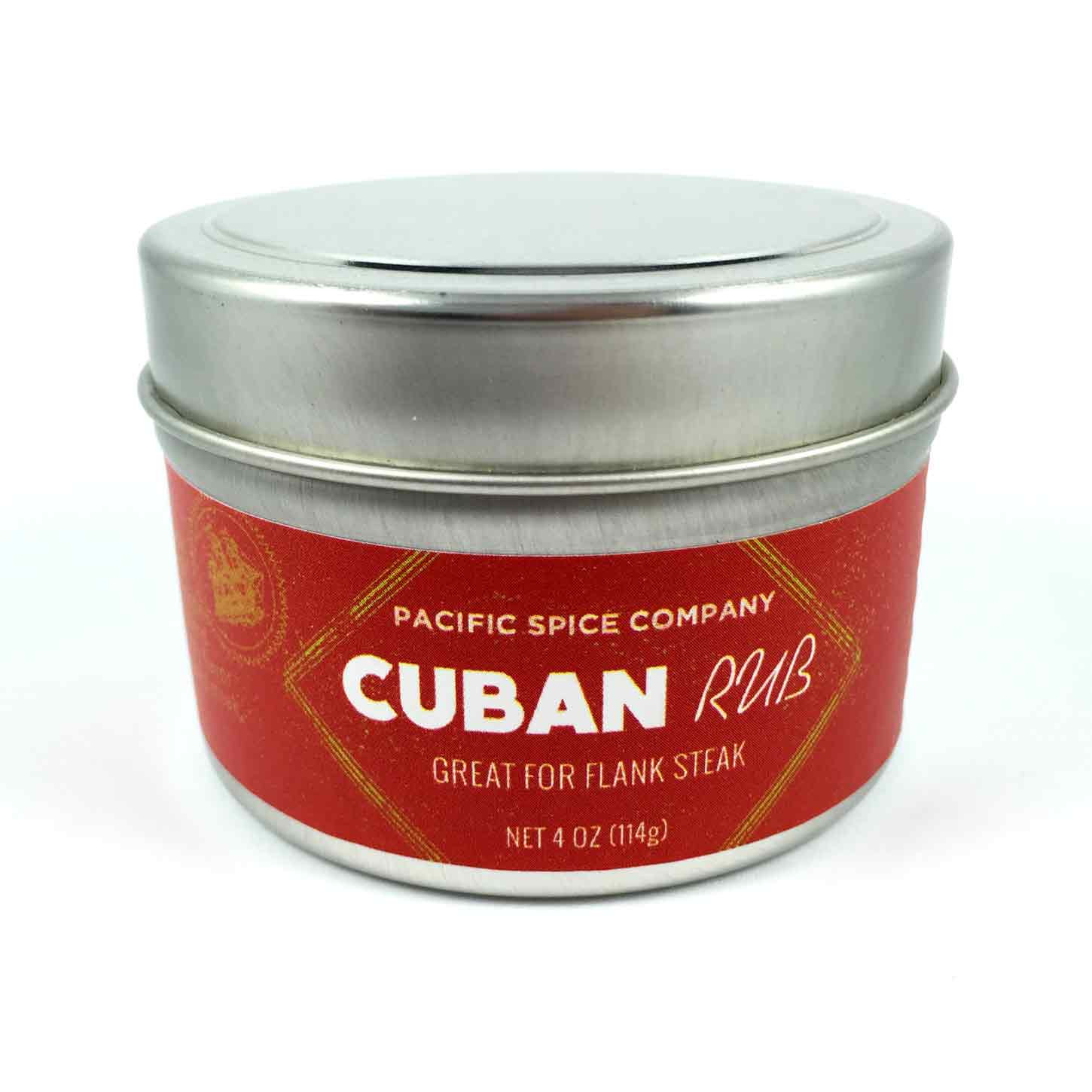 Cuban BBQ Rub