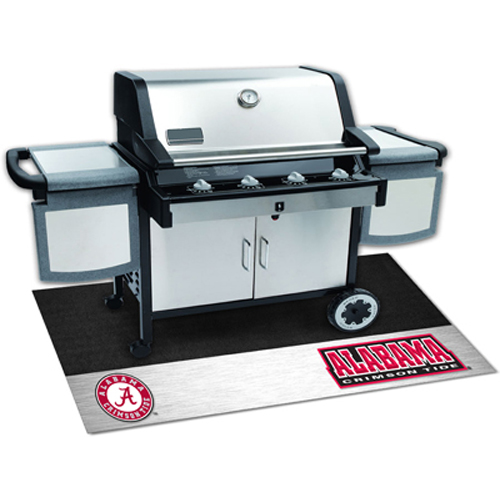 Alabama Crimson Tide NCAA Vinyl Grill Mat