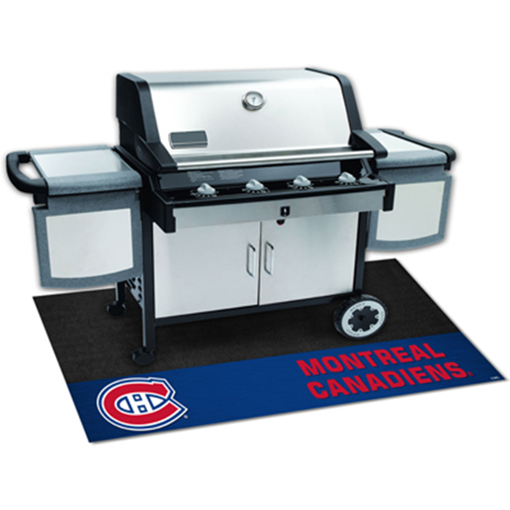 Montreal Canadiens NHL Vinyl Grill Mat