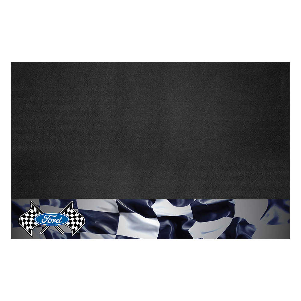 Ford Racing Vinyl Grill Mat