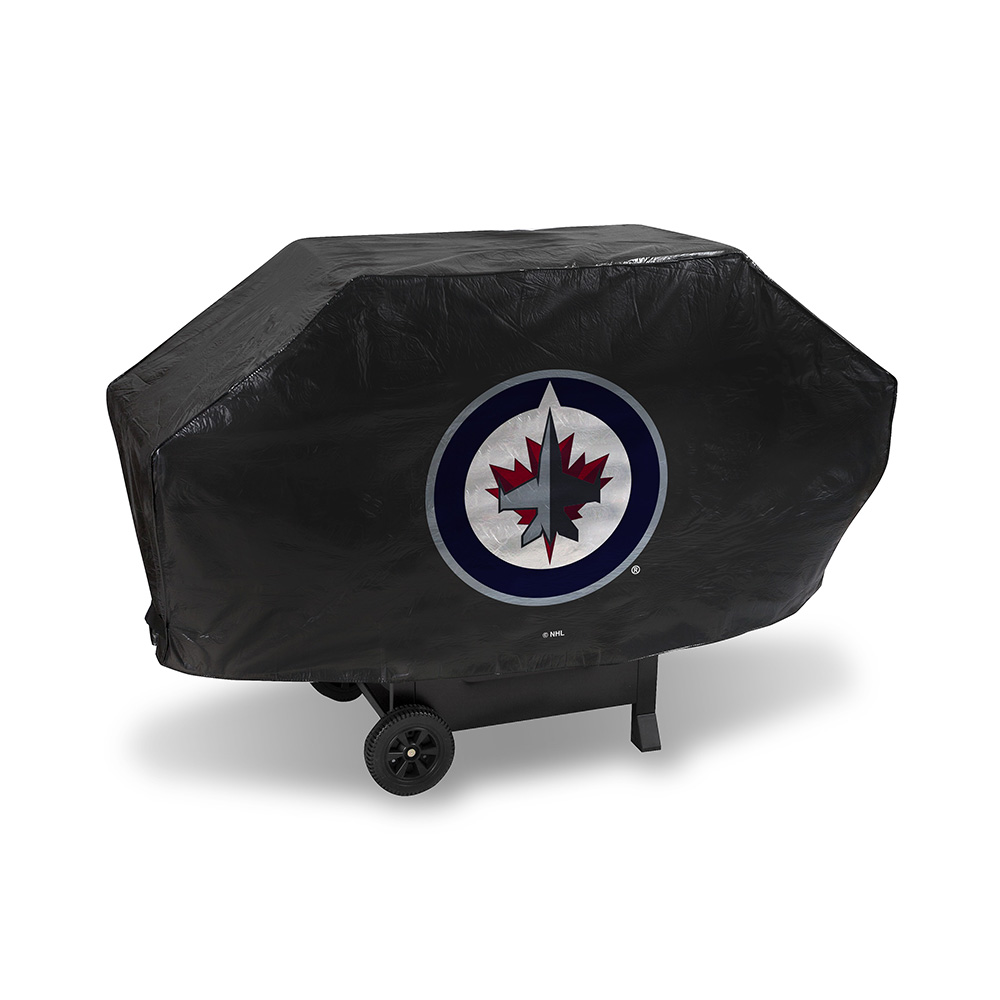 Winnipeg Jets NHL Deluxe Barbeque Grill Cover