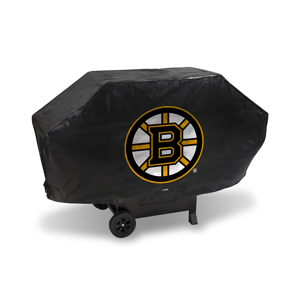 Boston Bruins NHL Deluxe Barbeque Grill Cover