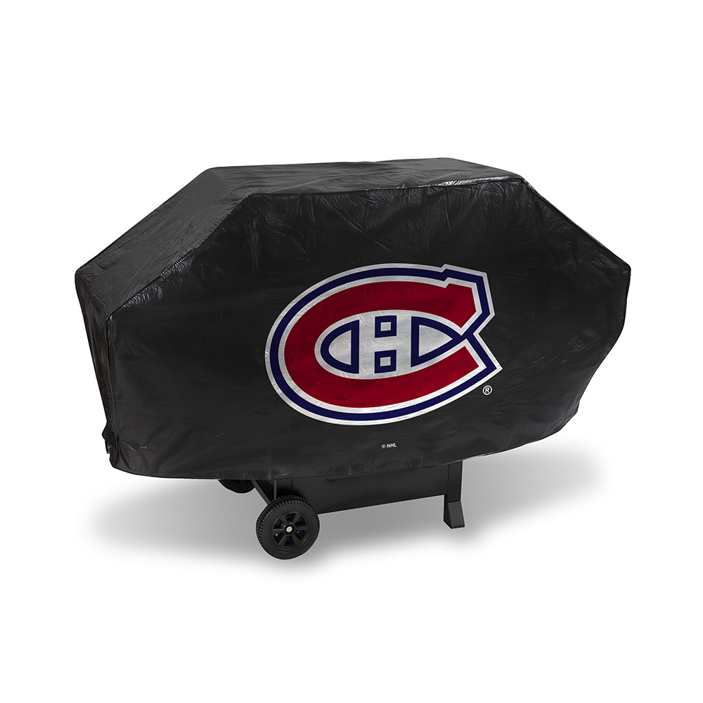 Montreal Canadiens NHL Deluxe Barbeque Grill Cover