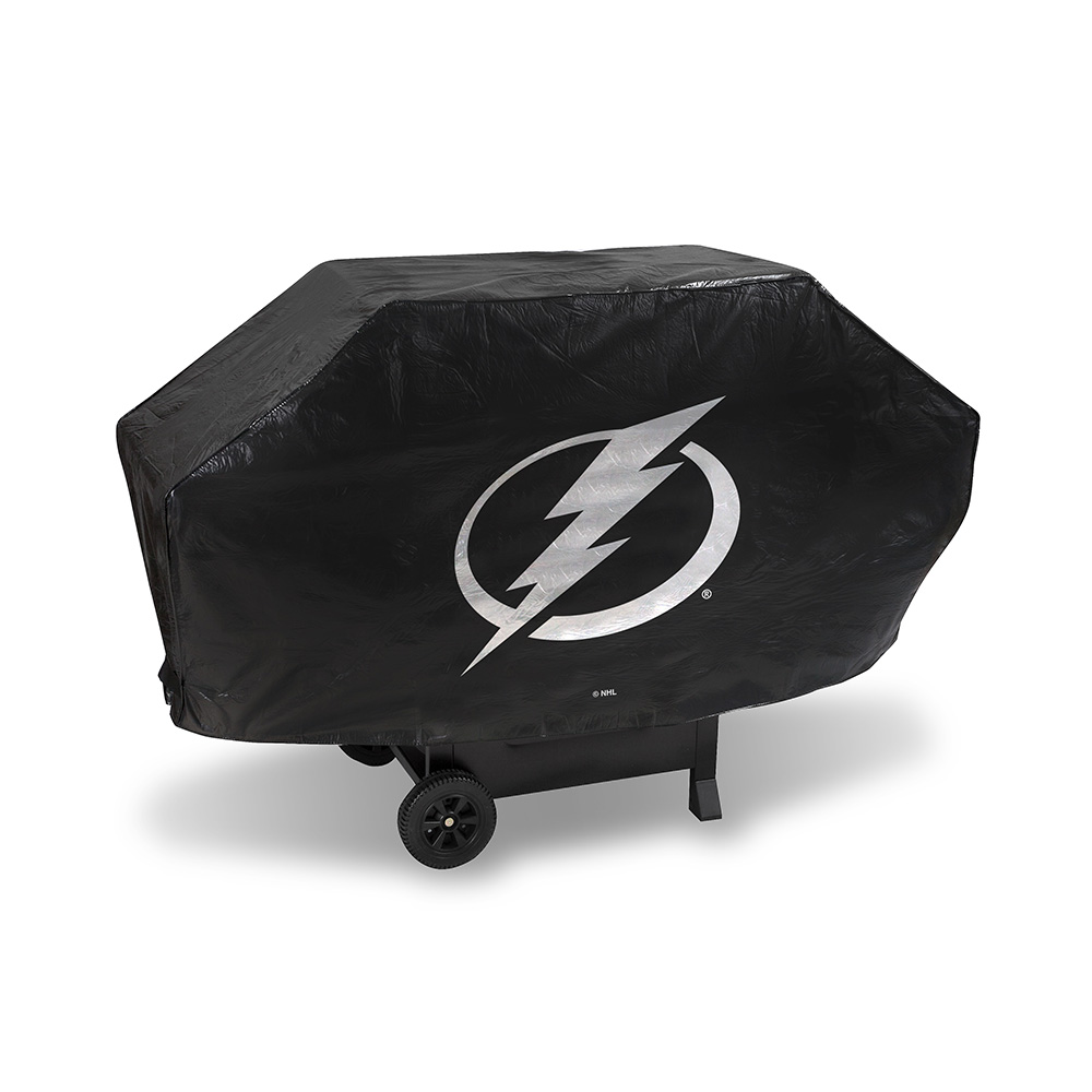 Tampa Bay Lightning NHL Deluxe Barbeque Grill Cover