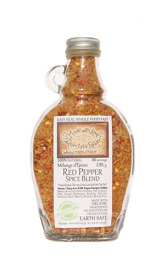 Red Pepper Artisan Gourmet Spice Blend