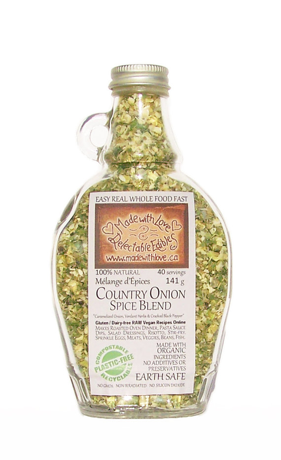 Country Onion Artisan Spice Blend