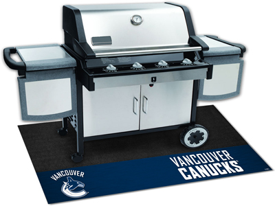 "NHL - Vancouver Canucks Grill Mat 26""""x42"""""