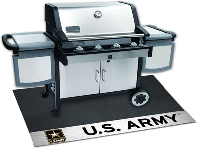 "Army Grill Mat 26""""x42"""""