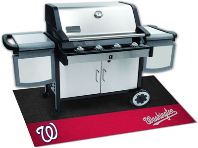 "MLB - Washington Nationals Grill Mat 26""""x42"""""