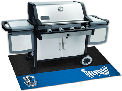 "NBA - Dallas Mavericks Grill Mat 26""""x42"""""