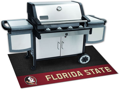 "Florida State Grill Mat 26""""x42"""""