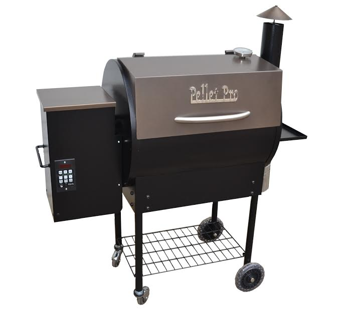 Pellet Pro Pellet Grill Model 770 - Powder Coat Edition